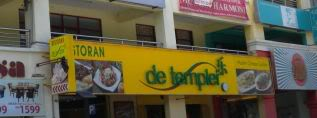 De Templer Restaurant (Chi
