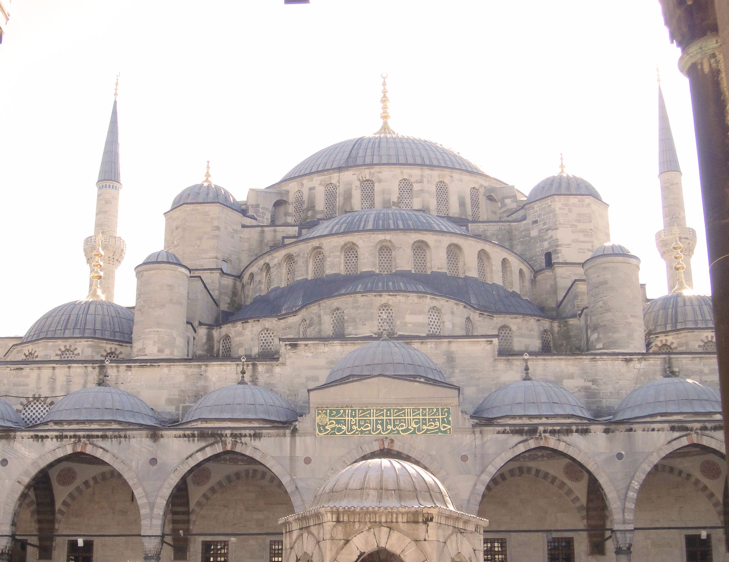 Blue Mosque @ Istanbul, Turkey